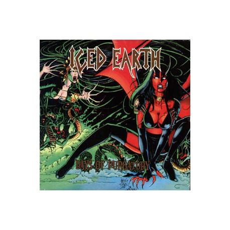 ICED EARTH - Days Of Purgatory (Ltd. Ed. Digipak)