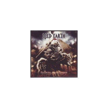 ICED EARTH - Framing Armageddon - Something Wicked Part 1 (Digipak(`)