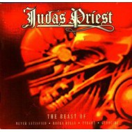 JUDAS PRIEST - The Beast Of J.P. - Very Best Of..