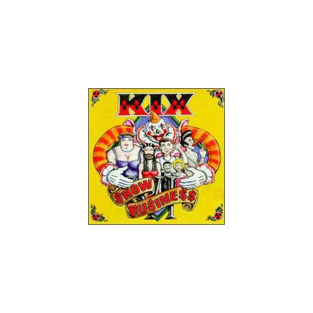 KIX - Show Business