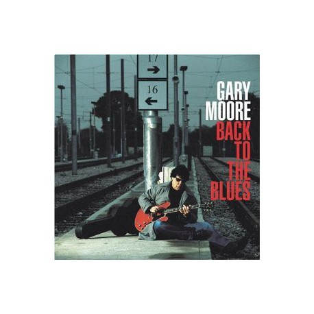 MOORE, GARY - Back To The Blues