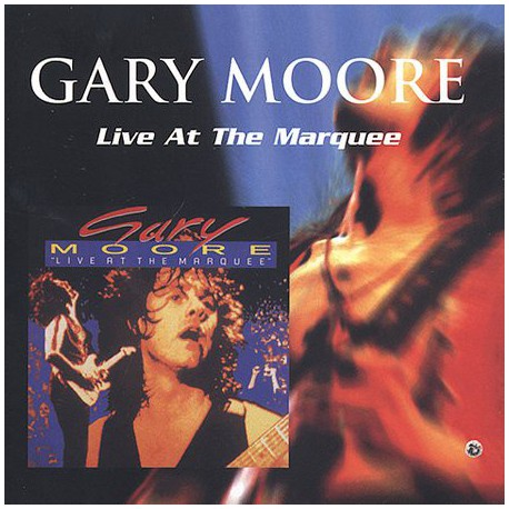 MOORE, GARY - Live At The Marquee