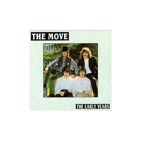 MOVE - The Early Years