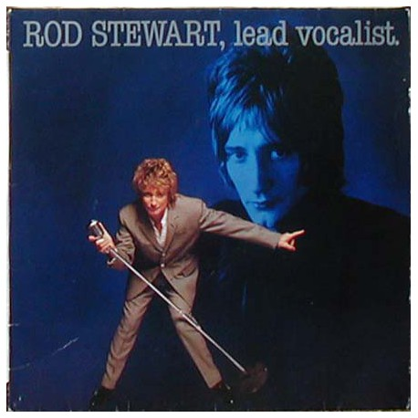 STEWART, ROD - Lead Vocalist