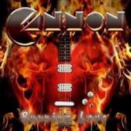 CANNON - Burning Love (Digipak)