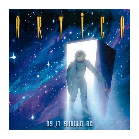 ARTICA - As It Should Be (Digipak)