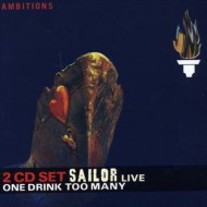 SAILOR - One Drink Too Many - Live