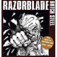 RAZORBLADE - Dutch Steel - The Best Of