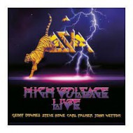 ASIA - High Voltage - Live (Digipak)