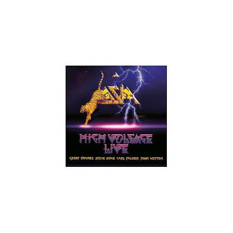 ASIA - High Voltage - Live