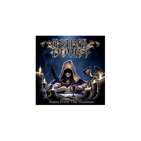 ASTRAL DOORS - Notes From The Shadows (Digipak)