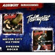 NUGENT, TED - Motor City Mayhem / Sweden Rocks