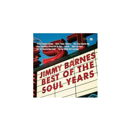 BARNES, JIMMY - Best Of The Soul Years