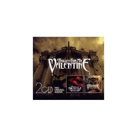 BULLET FOR MY VALENTINE   The Poison / Scream Aim Fire