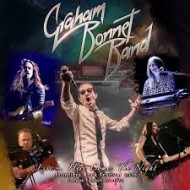 BONNET BAND, GRAHAM - Live... Here Comes The Night (Digipak)
