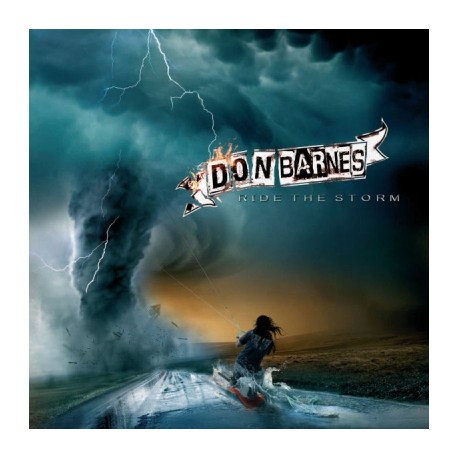 BARNES, DON - Ride The Storm