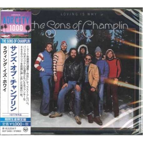 SONS OF CHAMPLIN, THE - Loving Is Why