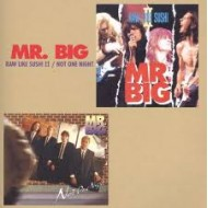 MR. BIG - Raw Like Sushi II / Not One Night