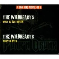 WILDHEARTS, THE - Must Be Destroyed! / Coupled With