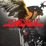 BUDGIE - The MCA Albums 1973-1975