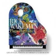 WAKEMAN, RICK - Piano Portraits