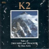 AIREY, DON - K2 : Tales Of Triumph And Tragedy