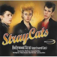 STRAY CATS - Hollywood Strut (Unreleased Cuts)