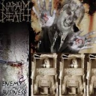 NAPALM DEATH - Enemy Of The Music Business / Leaders Not Followers