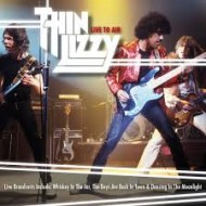 THIN LIZZY - Live To Air (Digipak)