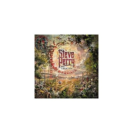 PERRY, STEVE - Traces (Digipak)