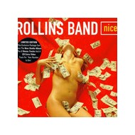 ROLLINS BAND - Nice (Digipak)
