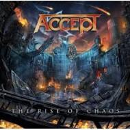 ACCEPT - Rise Of Chaos (Digipak)