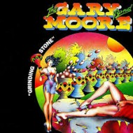 MOORE BAND, GARY - Grinding Stone