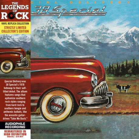 38 SPECIAL - Special Delivery (Cardboard Sleeve)