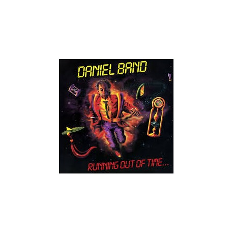 DANIEL BAND - Running Out Of Time... (Digipak)