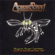 AGENT STEEL - Swarm Over London - Live At The Hammersmith Odeon 1987