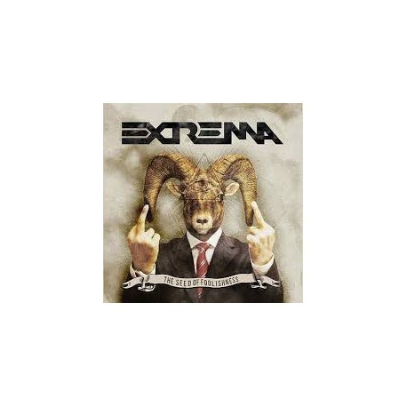 EXTREMA - The Seed Of Foolishness (Digipak)