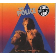 POLICE, THE - Zenyatta Mondatta (Digibook)