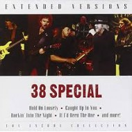 38 SPECIAL - Extended Versions - Live
