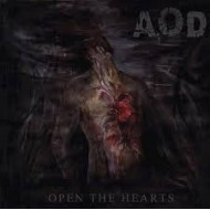 ARCHITECT OF DISEASE (A.O.D) - Open The Hearts