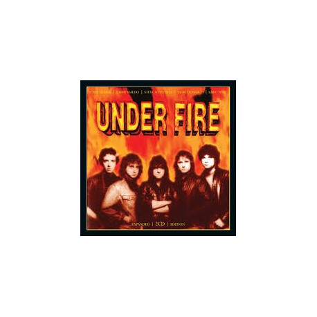 UNDER FIRE - s/t