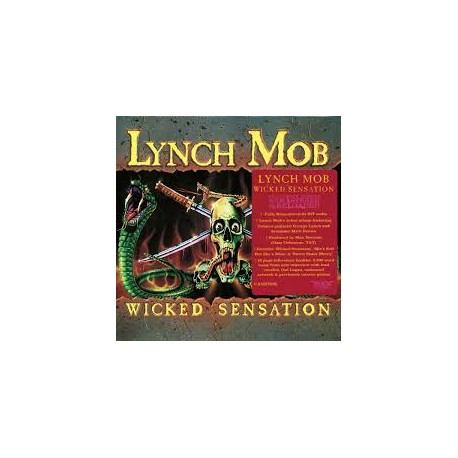 LYNCH MOB - Wicked Sensation