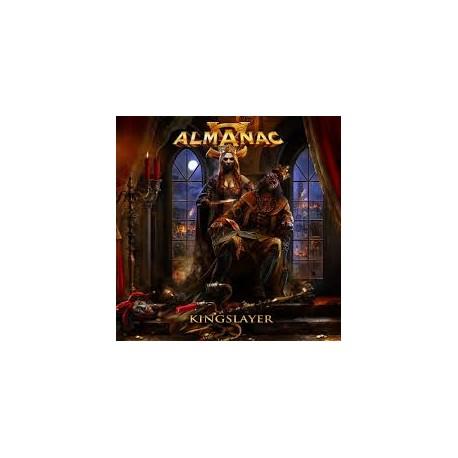 ALMANAC - Kingslayer (Digibook)