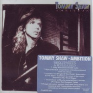 SHAW, TOMMY - Ambition