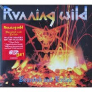 RUNNING WILD - Branded And Exiled (Digipak)