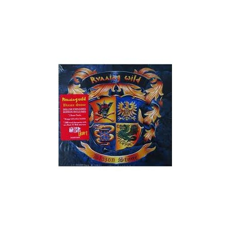 RUNNING WILD - Blazon Stone (Digipak)