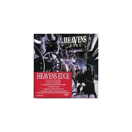 HEAVENS EDGE - s/t