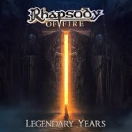 RHAPSODY OF FIRE - Legendary Years (Digipak)