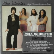 MAX WEBSTER - High Class In Borrowed Shoes