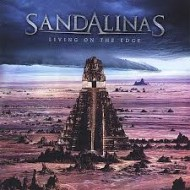 SANDALINAS - Living On The Edge